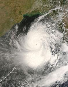 พายุไซโคลนนาร์กีส