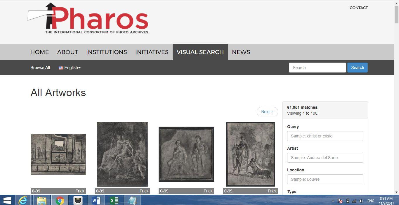 Pharos สมาคมภาพจดหมายเหตุ