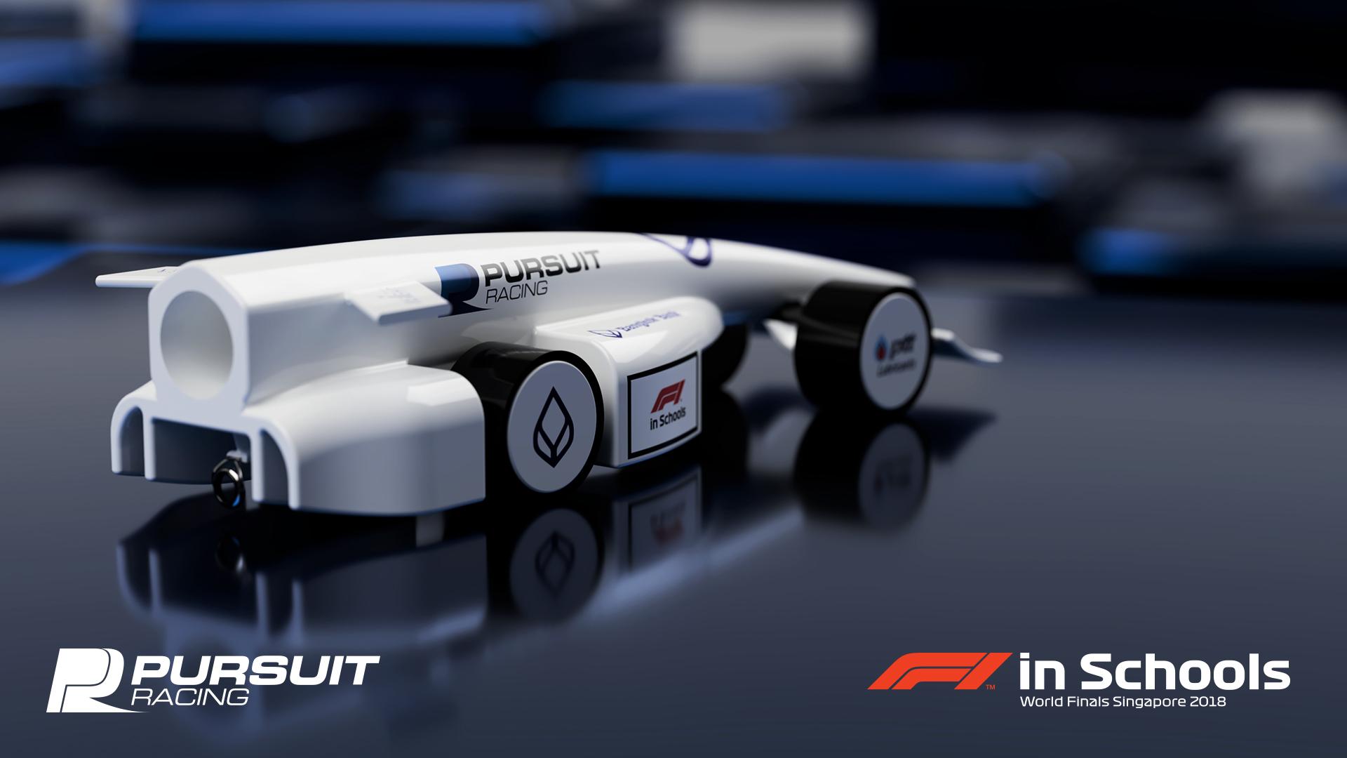 รถแข่ง F1 จำลองของพวกเรา!