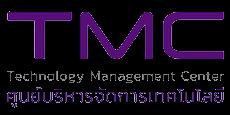 ตราโลโก้ ศูนย์บริหารจัดการเทคโนโลยี (Logo of Technology Management Center: TMC)