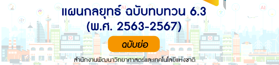 แผนกลยุทธ์ สวทช. https://www.nstda.or.th/th/nstda-strategy-plan